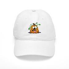 Goofy Pumpkin Baseball Cap