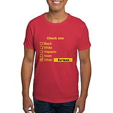 German - T-Shirt
