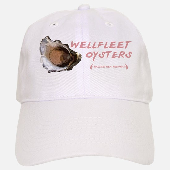 Wellfleet Oysters Baseball Baseball Cap