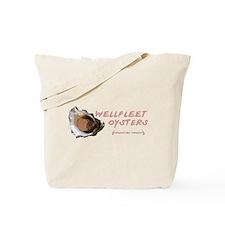 Wellfleet Oysters Tote Bag