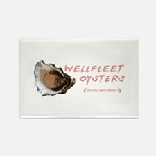 Wellfleet Oysters Rectangle Magnet