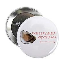 """Wellfleet Oysters 2.25"""" Button"""