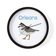 Orleans, MA Wall Clock