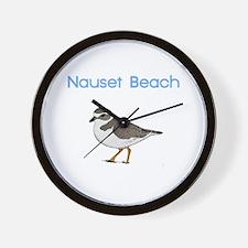 Nauset Beach Wall Clock
