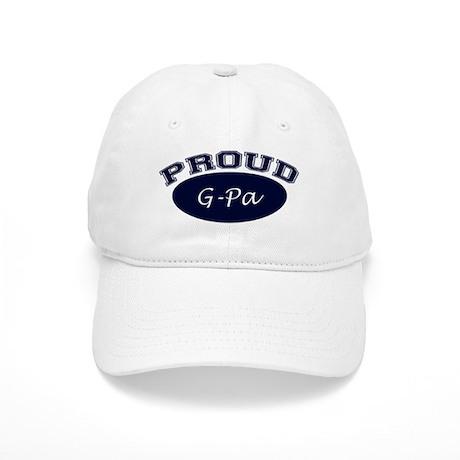 Proud G-Pa (Navy Blue) Cap