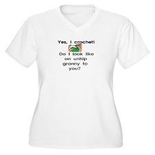Crochet is hip! T-Shirt