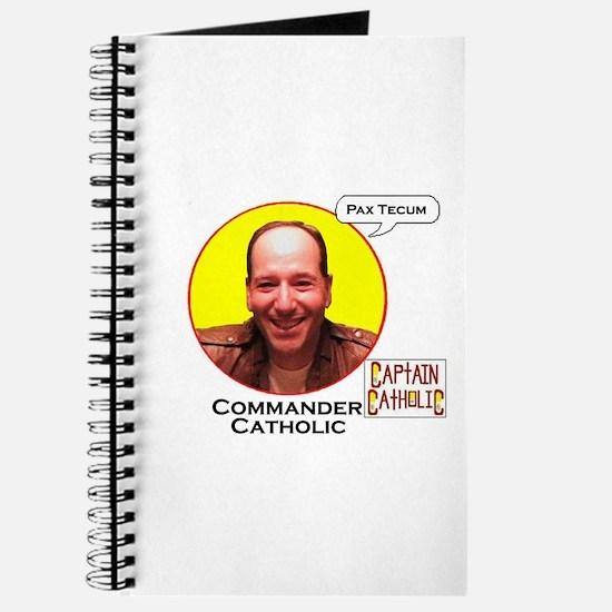 'Commander Catholic' #2 Journal