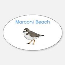 Marconi Beach Decal