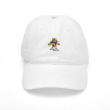 Super Doggie Jump Baseball Cap