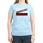 Censored For You Protection Women's Pink T-Shirt