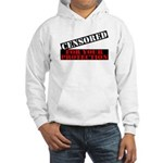Censored For You Protection Hooded Sweatshirt