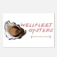 Wellfleet Oysters Postcards (Package of 8)