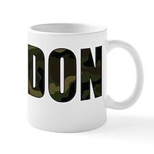 Camo Landon Mug