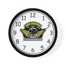 GoldWing Shop #NGW Club Wall Clock