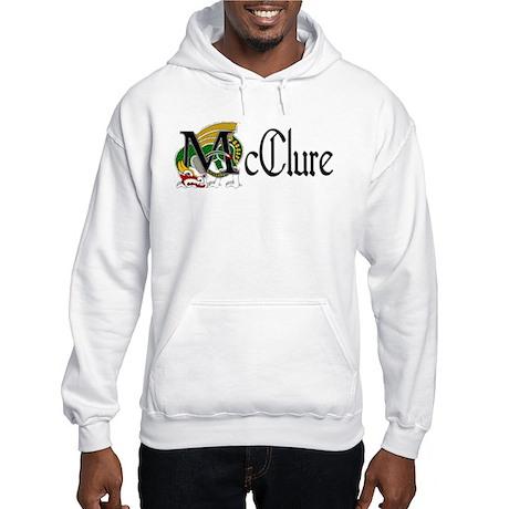 McClure Celtic Dragon Hooded Sweatshirt