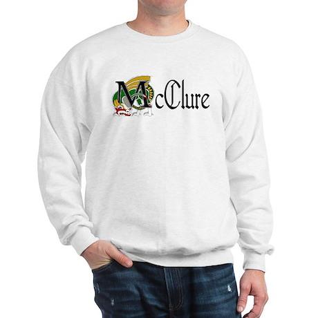 McClure Celtic Dragon Sweatshirt