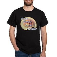 NFHR Black T-Shirt