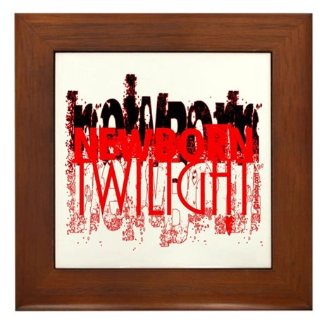 TwilightNewborn.com for Twibaby Framed Tile