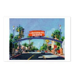 University Heights Sign Postcards (Package of 8)
