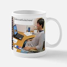 SMELT IT! Mug