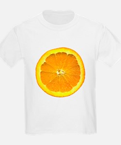 Orange Kids T-Shirt