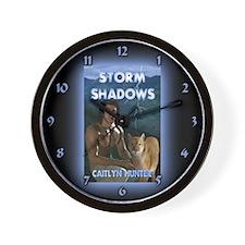 Funny Shapeshifter Wall Clock