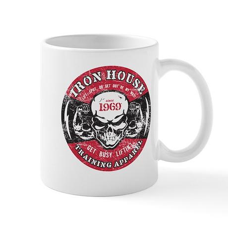 Iron House Lightning Bolts Mug