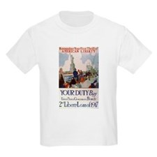 Buy US Government Bonds T-Shirt