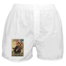 Remember the Flag of Liberty Boxer Shorts