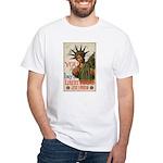 You! Buy Liberty Bonds White T-Shirt