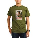 You! Buy Liberty Bonds Organic Men's T-Shirt (dark