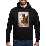 You! Buy Liberty Bonds Hoodie (dark)