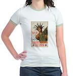 You! Buy Liberty Bonds Jr. Ringer T-Shirt