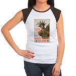 You! Buy Liberty Bonds Women's Cap Sleeve T-Shirt
