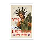 You! Buy Liberty Bonds Mini Poster Print