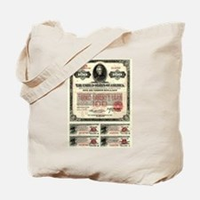 The Actual Bond Tote Bag