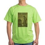 Hun or Home? Green T-Shirt