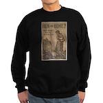Hun or Home? Sweatshirt (dark)