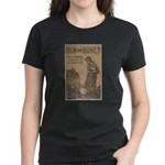 Hun or Home? Women's Dark T-Shirt