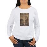 Hun or Home? Women's Long Sleeve T-Shirt