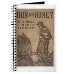 Hun or Home? Journal