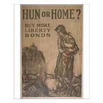 Hun or Home? Small Poster