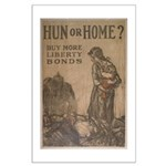 Hun or Home? Large Poster