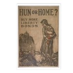 Hun or Home? Postcards (Package of 8)