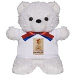 Daddy Bought Me a Bond Teddy Bear