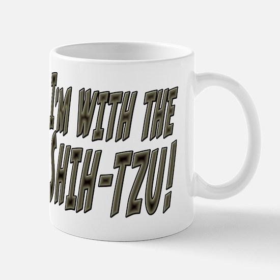 I'M WITH THE... Mug