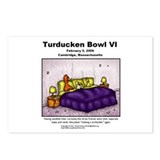 Turducken Postcards
