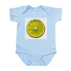 Lime Infant Creeper