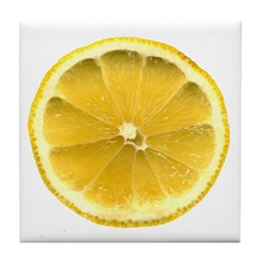 Lemon Tile Coaster