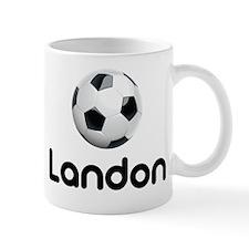 Soccer Landon Mug